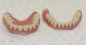 Dental implants before insertion