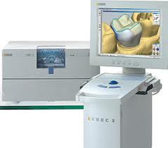 CEREC crowns- 3d