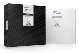 Phiips Zoom all-in-one home teeth whitening system. Promoted by Surbiton Smile dental surgery UK