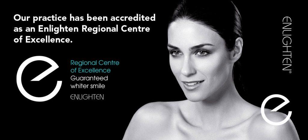 enlighten professional tooth whitening