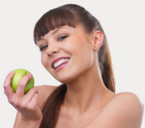 An apple a day keeps the doctor at bay