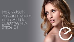 the only teeth whitening system in the world to guarantee VITA shade B1 - subirton smile