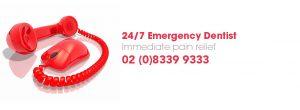 dental emergency kingston