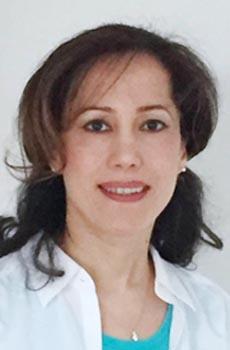 Dr Dr Nilufar Ruhparwar orthodontist surbiton