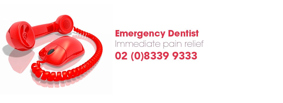 Contact a Dentist in an Emergency - Surbiton Smile +44 0208 33 99 333